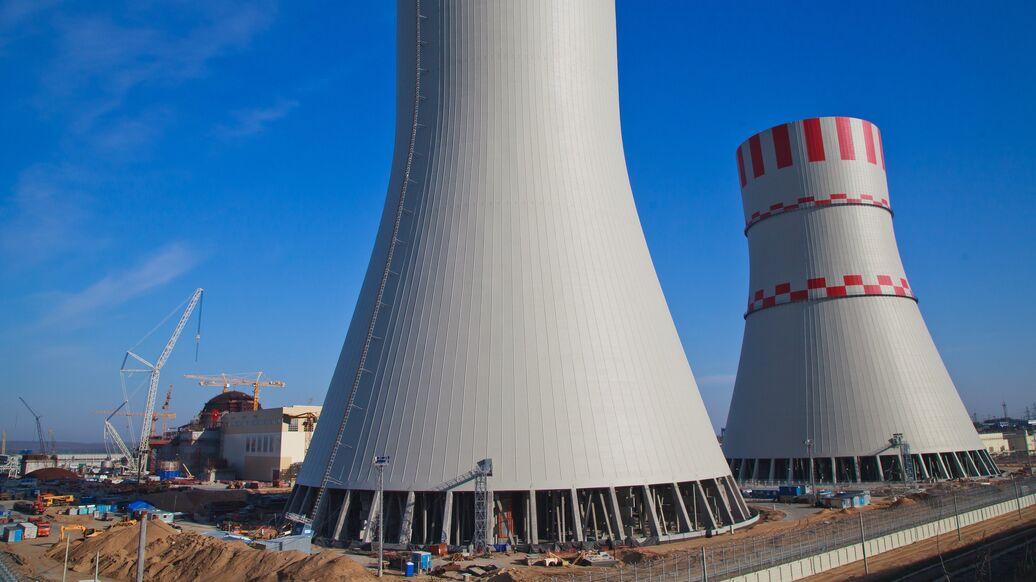 В России успешно запустили реактор нового энергоблока АЭС