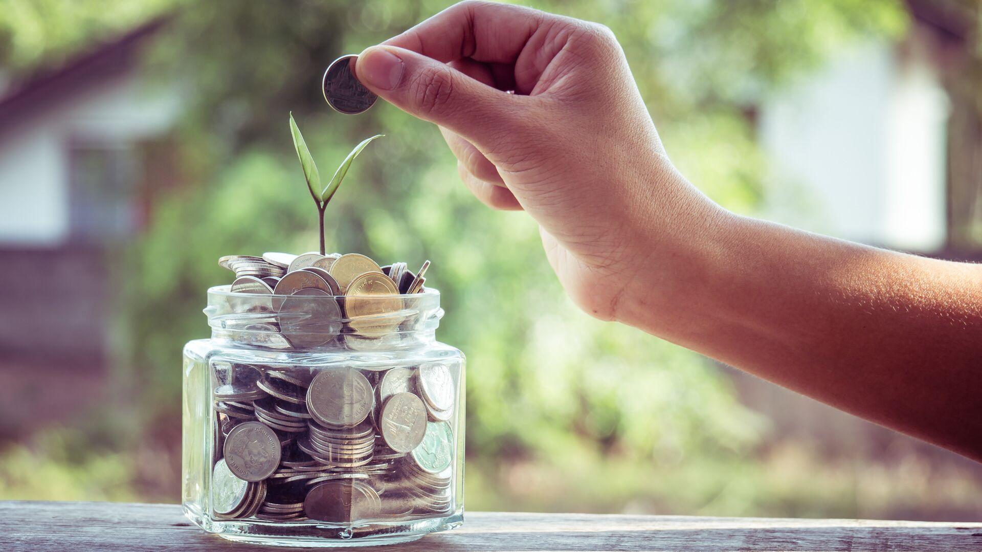 Аналитик рассказал, как защитить и преумножить сбережения в рублях