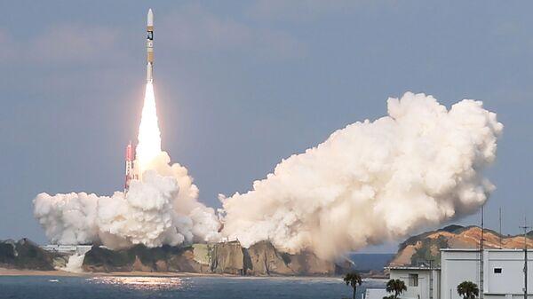 Запуск ракеты-носителя Н2-А. Архивное фото