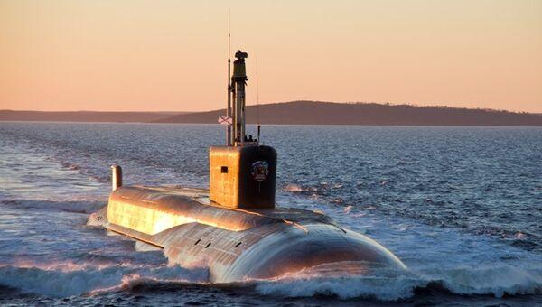 Новый атомный подводный ракетный крейсер проекта Борей получит наименование Князь Пожарский