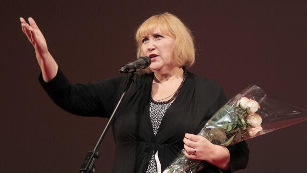Режиссер Вера Сторожева. Архивное фото