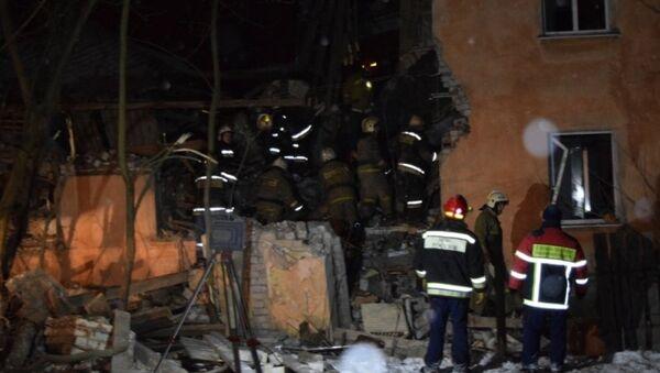 Обрушение дома в Иваново