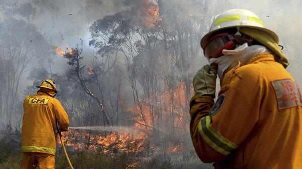 Впожаре вцентре столицы погибли 4 человека