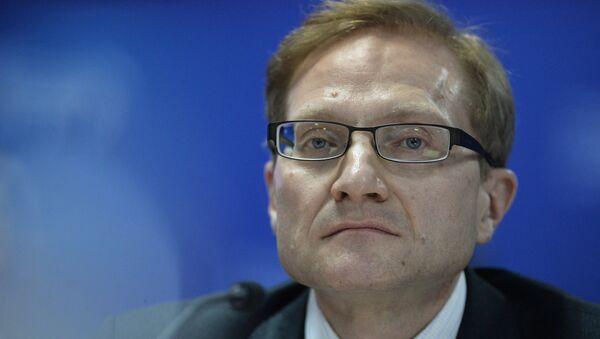 Президент хозяйственного партнерства Новый экономический рост  Михаил Дмитриев на международном инвестиционном форуме Сочи-2015