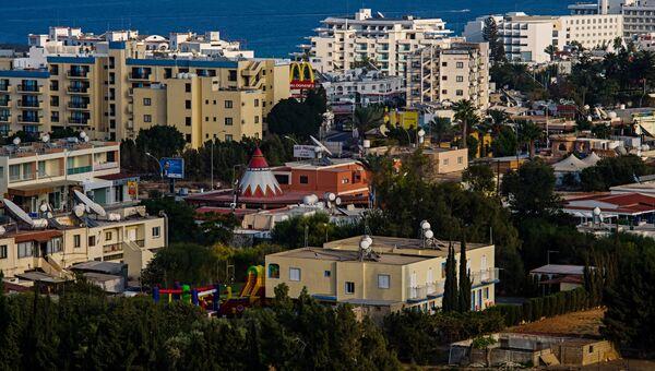 Город Протарас на Кипре. Архивное фото