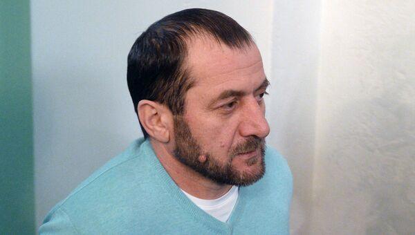 Хамзат Бахаев в суде. Архивное фото