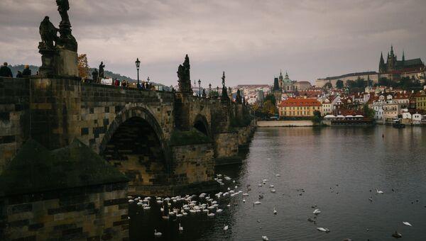 Карлов мост в Праге. Архивное фото