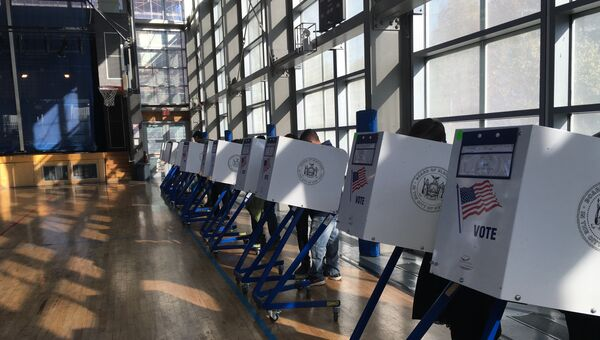Голосование на выборах в США