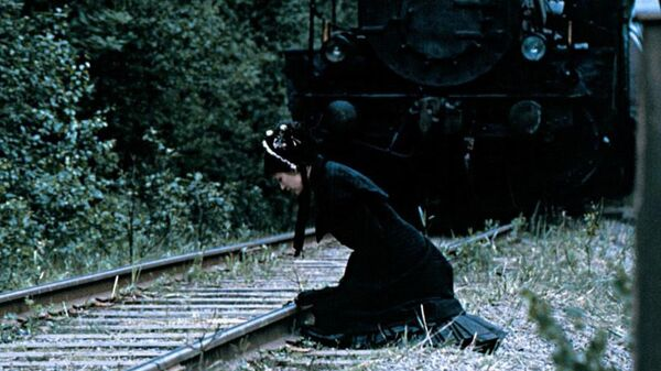 Кадр из фильма Анна Каренина