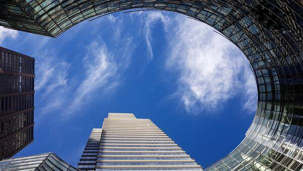 Высотное здание в Нью-Йорке. Архивное фото