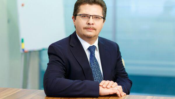 Генеральный директор оператора системы ООО РТ-Инвест Транспортные Системы Антон Замков
