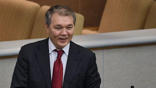 Депутат Госдумы РФ Леонид Калашников
