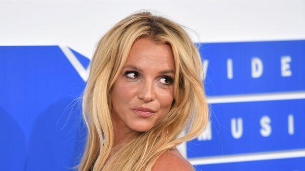Бритни Спирс на MTV Video Music Awards в Нью-Йорке, США