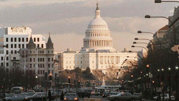 Вашингтон. Архивное фото