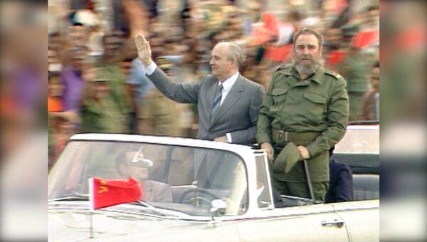 Фидель Кастро умер в возрасте 90 лет. Кадры из жизни кубинского революционера