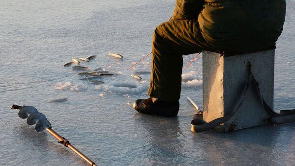 Рыбак. Архивное фото