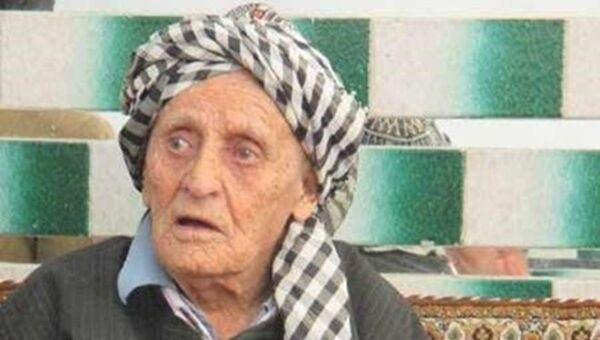 134-летний иранец Ахмад Суфи