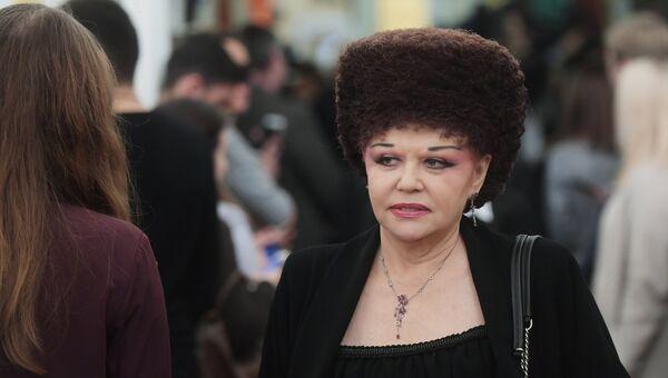 Председатель Всероссийского общественного движения Матери России Валентина Петренко. Архивное фото