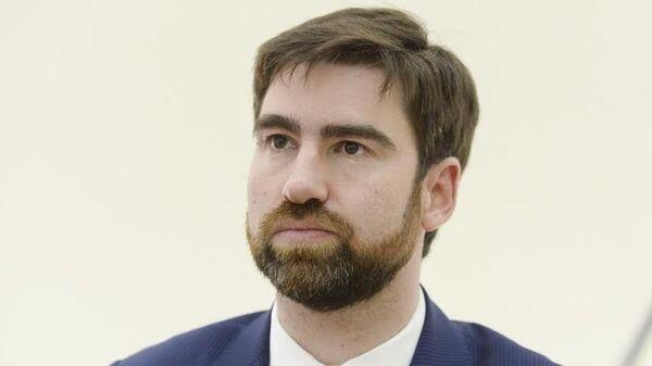 Глава комитета экономического развития и инвестиционной деятельности Ленобласти Дмитрий Ялов