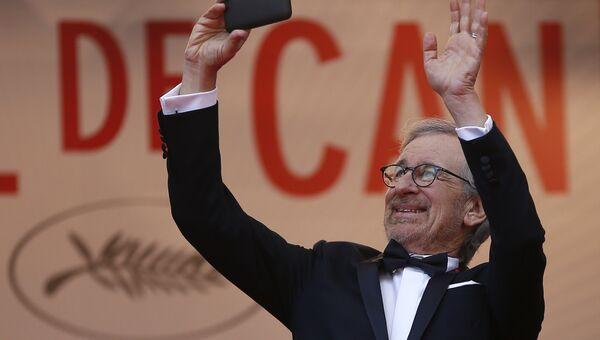 Стивен Спилберг возглавил жюри 66 Каннского международного кинофестиваля, май 2013