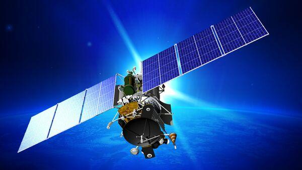 Геодезический космический аппарат Гео-ИК-2