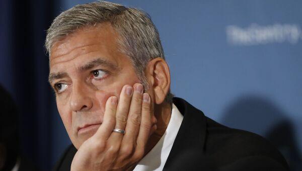 Американский актер Джордж Клуни. Архивное фото