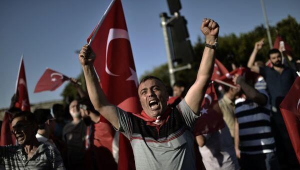 Граждане Турции. Архивное фото