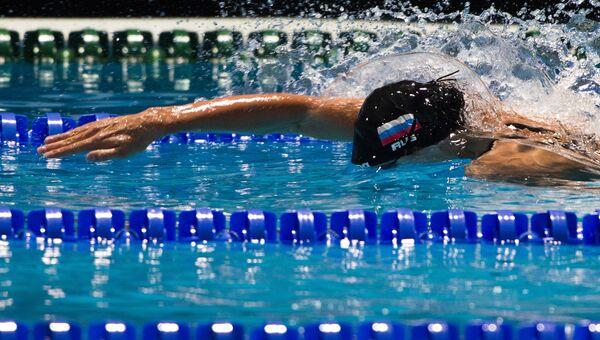 Российская пловчиха Вероника Попова. Архивное фото