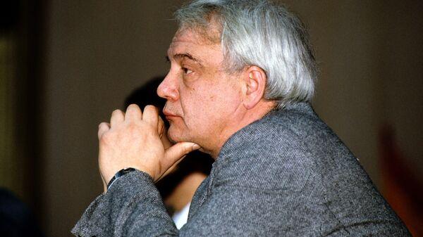 Советский диссидент Владимир Буковский. Архивное фото