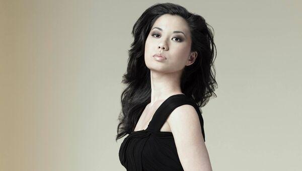 Американская скрипачка Сара Чанг. Архивное фото