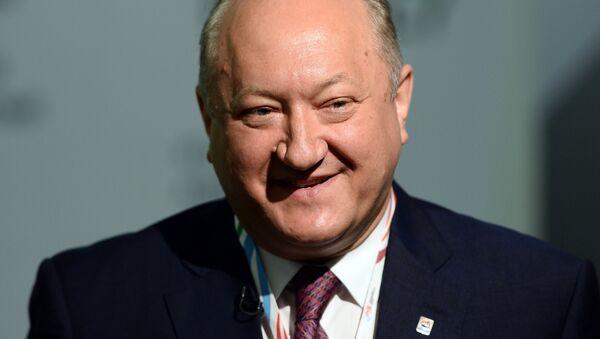 Губернатор Камчатского края Владимир Илюхин. Аривное фото