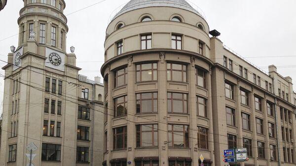 Здание Администрации Президента Российской Федерации на Ильинке. Архивное фото
