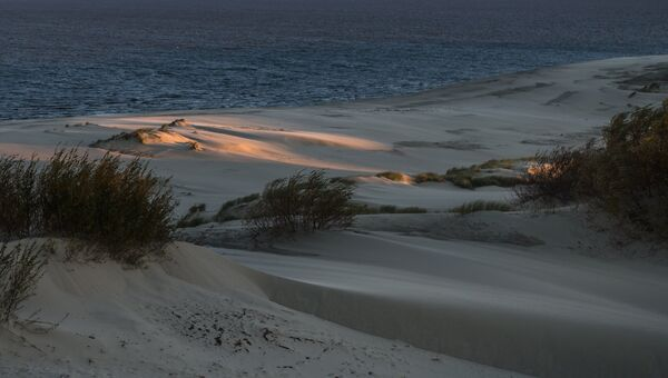 Песок. Архивное фото