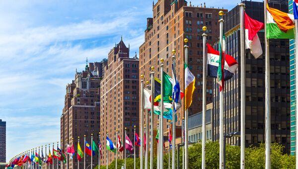 Штаб-квартира ООН в Нью-Йорке. Архивное фото