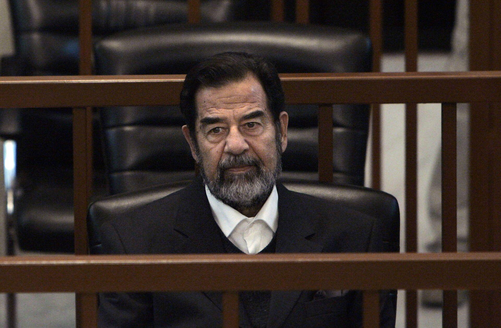 Трибунал над бывшим иракским президентом Саддамом Хусейном  - ПРОФИ Новости, 1920, 18.09.2020