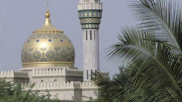 Мечеть в Маскате