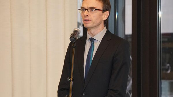 Министр иностранных дел Эстонии Свен Миксер. Архивное фото