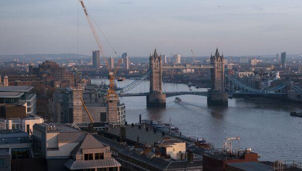 Города мира.Лондон. Архивное фото