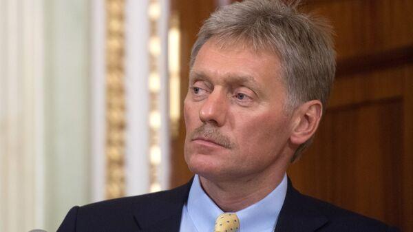 В Кремле не планируют сегодня контактов с Сарраджем