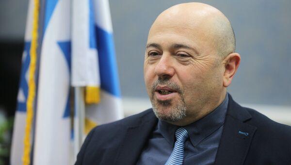 Посол Израиля в России Гэри Корен. Архивное фото