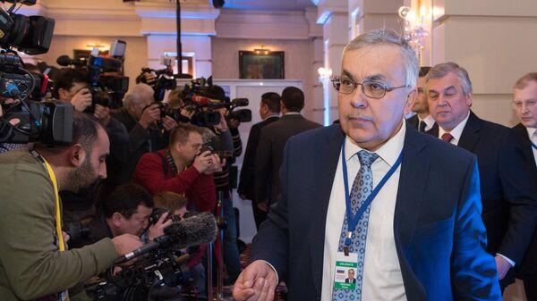 Замминистра иностранных дел РФ Сергей Вершинин