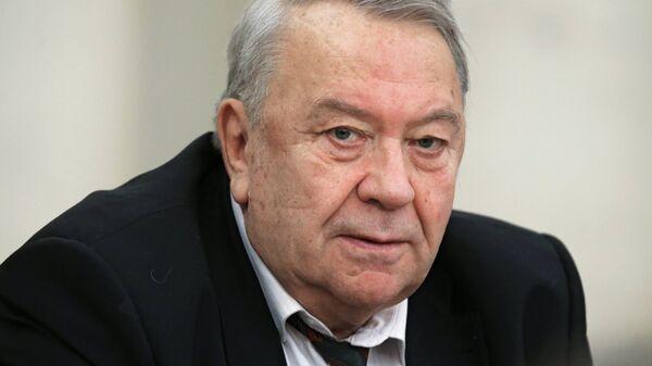 Президент Российской академии наук Владимир Фортов. Архивное фото