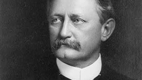 Посол США в России в 1916-1918 годах Дэвид Роуленд Фрэнсис. Архив