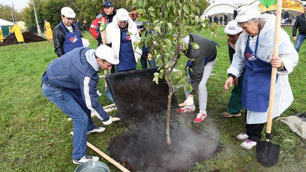Путин: Доверие к инициативам граждан необходимо для развития эко культуры