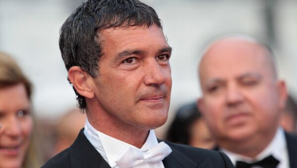 Актер Антонио Бандерас. Архивное фото