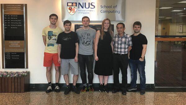 Ученые из Университета ИТМО и Сингапура