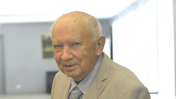 Академик РАН Дмитрий Кнорре. Архивное фото