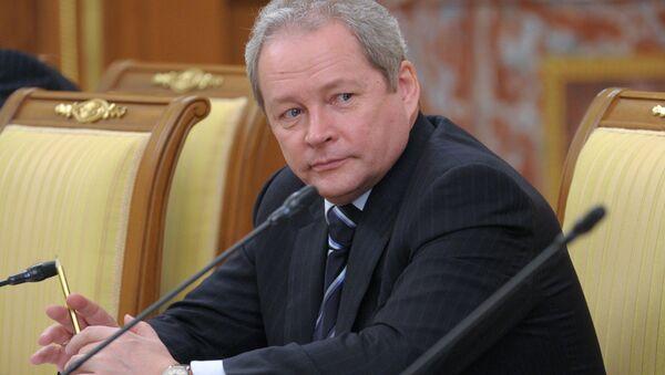 Виктор Басаргин. Архивное фото