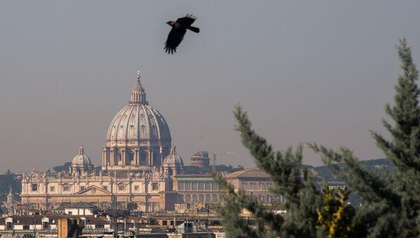 Собор Святого Петра в Риме. Архивное фото