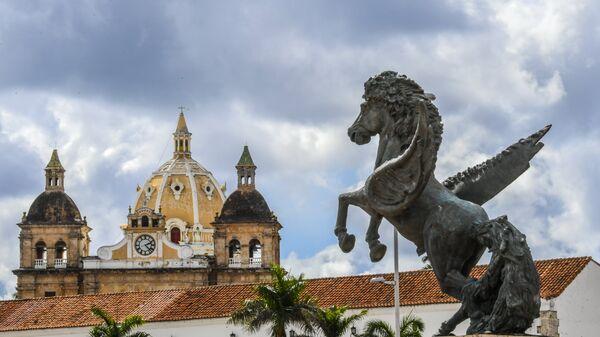 Колумбия. Архивное фото